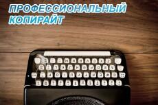 Репутационный копирайтинг или SERM 5 - kwork.ru