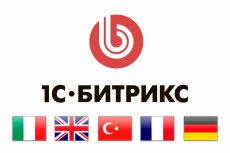 Выполню работы по сайту на битриксе 22 - kwork.ru