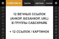 Вечные ссылки с профилей с ИКС от 10 3 - kwork.ru