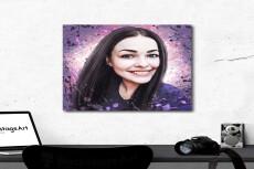 Рисую 2 портрета по фото за эту цену 33 - kwork.ru