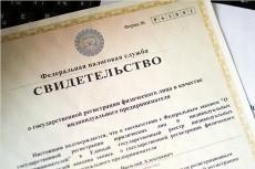 Регистрация ИП и ООО 11 - kwork.ru