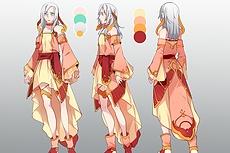 Дизайн персонажа 18 - kwork.ru