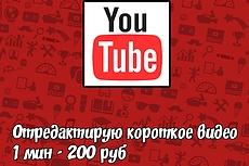 Сделаю оформление YouTube 27 - kwork.ru