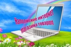 Наполню сайт 9 - kwork.ru