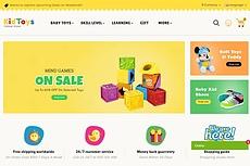 Продам готовый сайт, детской тематики + 100 статей 9 - kwork.ru