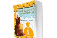 Обложка для CD,DVD Электронной книги 15 - kwork.ru
