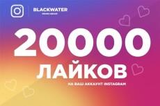 Сделаю 30 лайков на Вашем сайте, страничке или аккаунте 12 - kwork.ru