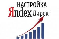 Настрою Яндекс.Директ (до 50 ключевых слов) 10 - kwork.ru