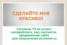 Разработка и подготовка к продаже бизнес-идеи 20 - kwork.ru