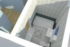 Нарисую 3D модель квартиры или дома по размерам 1 к 1 7 - kwork.ru