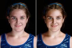 Ретушь фото, ретушь портрета 21 - kwork.ru