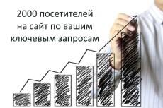 200 переходов из поисковых систем с разных ip 17 - kwork.ru