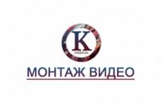 Монтаж, обработка и анимация для короткого ролика 14 - kwork.ru