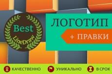 Векторная графика 3 - kwork.ru