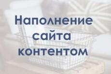 Наполню 100 карточек товара 20 - kwork.ru