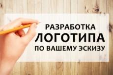 Дизайн афиши, плаката, постера, press-wall - прессволл 36 - kwork.ru
