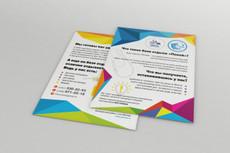 Дизайн флаера - Два варианта 21 - kwork.ru