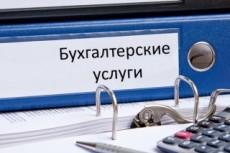 Бухгалтерский учет и отчетность для ИП 10 - kwork.ru
