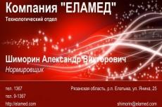 Дизайн графических материалов 12 - kwork.ru