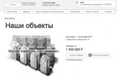 Продающий Слайдер для рекламы продукта, сервиса - лидер на рынке презентаций 13 - kwork.ru