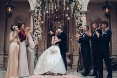 Видеоприглашение на свадьбу #11 - светлая романтика 20 - kwork.ru
