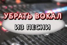Монтаж аудио для презентации, открытого урока 25 - kwork.ru