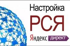 Настройка рекламных компаний в рекламной сети Яндекса РСЯ 14 - kwork.ru
