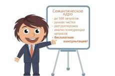 Соберу семантическое ядро и распределю запросы по страницам 9 - kwork.ru