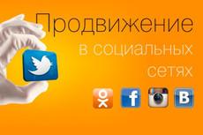 Комплексное администрирование групп и сообществ. Все соц.сети 21 - kwork.ru