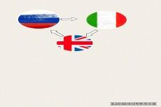 Premium перевод с итальянского и на итальянский 12 - kwork.ru