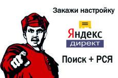 Яндекс Поиск, РСЯ, Ретаргет. Все расширения за Кворк. Продающие ключи 9 - kwork.ru