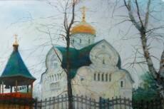 Делаю рисунки, иллюстрации, картины 8 - kwork.ru