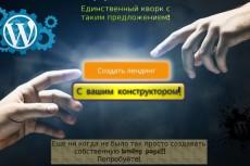 Сделаю точную копию Landing Page + домен 5 - kwork.ru
