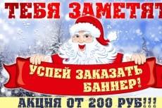 оформлю группу 7 - kwork.ru