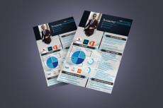 Дизайн резюме, оформление в pdf, jpg 5 - kwork.ru