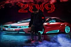 Обложка для музыки , песни , трека , альбома , ep . cover 41 - kwork.ru