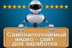 Продам готовый сайт, женской тематики + 149 статей 31 - kwork.ru