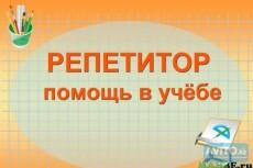 Составим руководство по организации мини-бизнеса 9 - kwork.ru