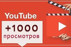 Сделаю рекламу на ютуб 4,2к подписчиков 6 - kwork.ru