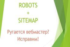 Полный анализ вашего сайта 28 - kwork.ru