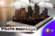 Качественный фотомонтаж или прикольная фотожаба 18 - kwork.ru