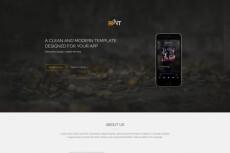 Сделаю сайт визитку (HTML5/Bootstrap/SASS/jQuery) 5 - kwork.ru