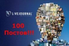Прогон сайта по трастовым RU профилям 5 - kwork.ru