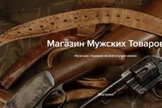 Создам интернет-магазин товаров для дома 11 - kwork.ru