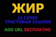 Выгружу запросы и объявления конкурентов от Serpstat 15 сайтов 10 - kwork.ru