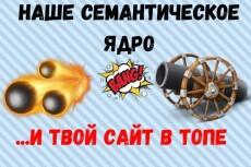 Ссылки из профилей WEB 2.0. Зарубежные источники 10 - kwork.ru