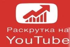 Добавлю 2000 просмотров в Youtube 13 - kwork.ru