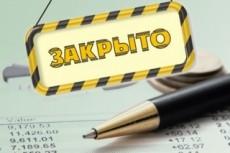 Заполнение декларации по ЕНВД для ИП, ООО 17 - kwork.ru