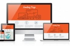 Найду 25 Landing Page Лендингов по вашей тематике 34 - kwork.ru