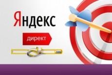 Профессиональная настройка Яндекс. Директ. Поиск, РСЯ 20 - kwork.ru